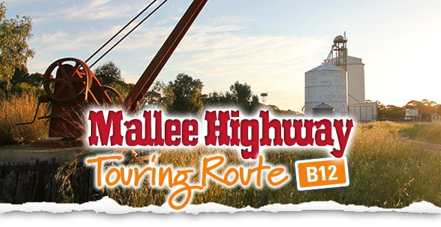 Mallee Highway Touring Route