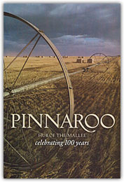 Pinnaroo Book Cover